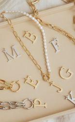 Letras avulsas para colar ou pulseira (2.5cm)
